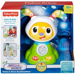 Fisher-price BeBo le chien...