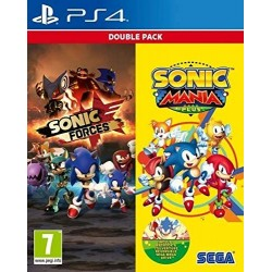 Ps4 Sonic Double Pack :...