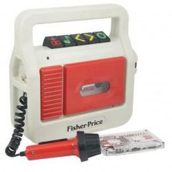 FISHER PRICE- Magnétophone...