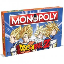 MONOPOLY - Dragon Ball Z -...