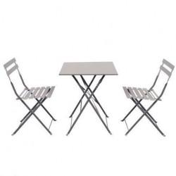 Ensemble table de jardin et...