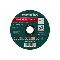 Pack de 25 disques Metabo...