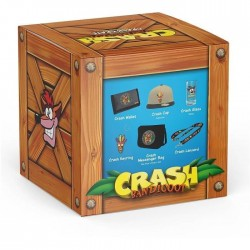 Crash Bandicoot coffret...