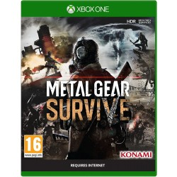 Xbox One - Metal Gear: Survive