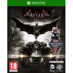 Xbox One - Batman Arkham...